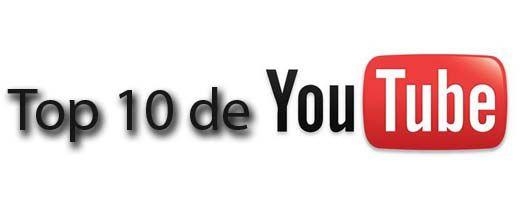YouTube y los vídeos más vistos del 2010