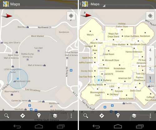 Google maps 6.0 para android