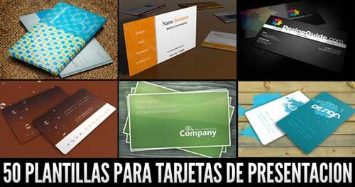 tarjetas de presentación gratis