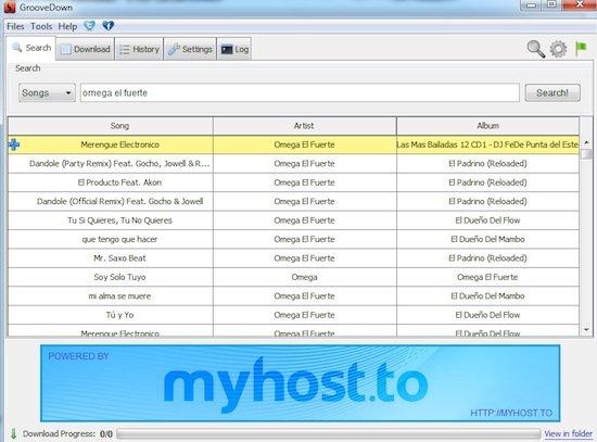 Los mejores 10 programas para bajar música gratis sin virus y de forma fácil 4