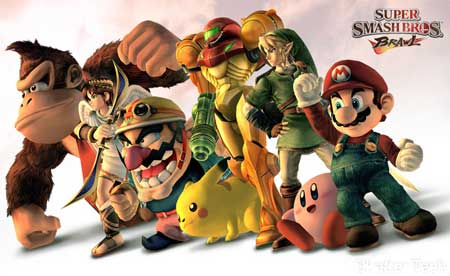 Super Smash Bros (3DS) Super Smash Bros (3DS)