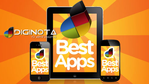 Las mejores app diginota