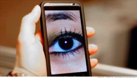 Android espia por camara