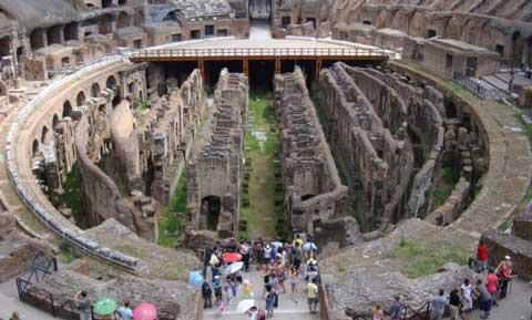 Coliseo romano