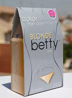 blonde bety