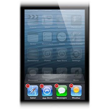cerrar aplicacion ipod