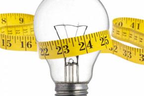 Luz eletrica obesidad