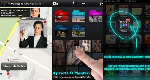 Ocultar archivos en iphone y ipad