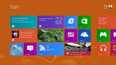 windows 8 cuentas de usuarios