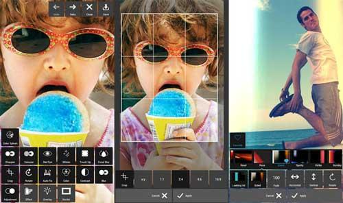 Un excelente editor de fotos para Android con muchos efectos: Pixlr Express 1