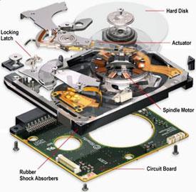 Por qué los discos duros se dañan al abrirlos