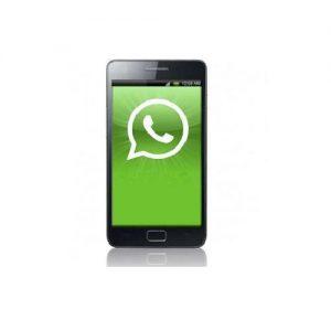 bloquear un contacto en whatsapp