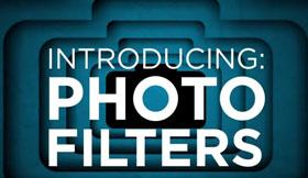 nuevos filtros de fotos twitter